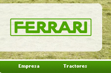 Corporate Website design with CMS and SEO solution for Ferrari Spain and Portugal